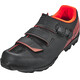 Shimano SH-ME3 Shoes Men Wide red/black